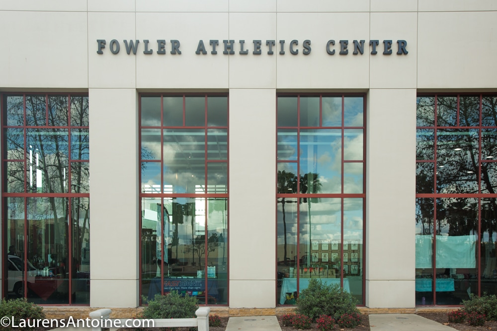Fowler Athletic Center Photography